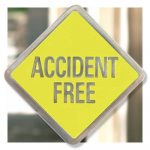Accident Free Pin by Black Forest LTD