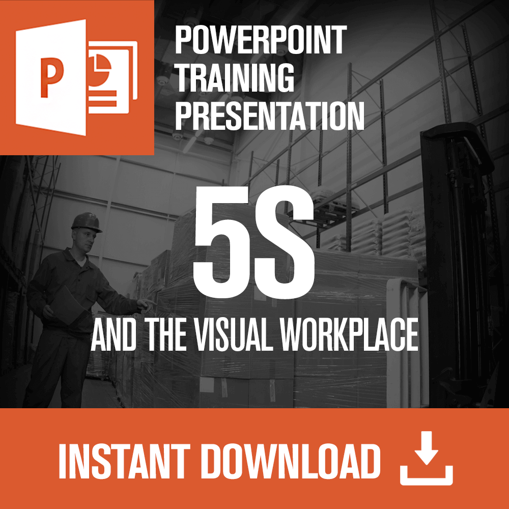 5s Powerpoint Training