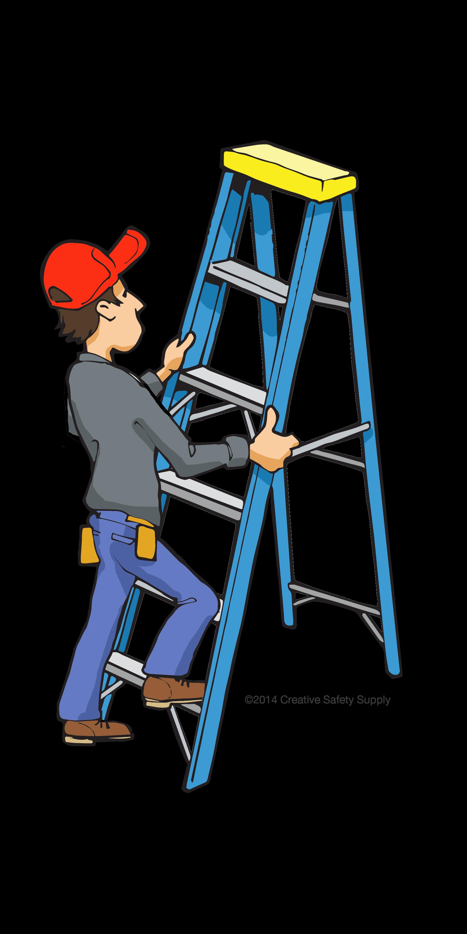 Fall Prevention Ladder