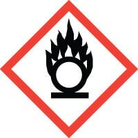 one of the GHS pictograms