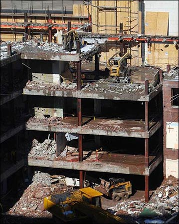 Demolition Safety, Construction