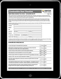Combustible Dust Checklist