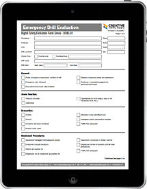 Emergency Drill Evaluation