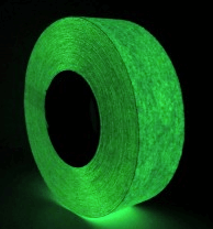Creative Safety Supply Glow-in-the-dark Traction Tape Anti-slip