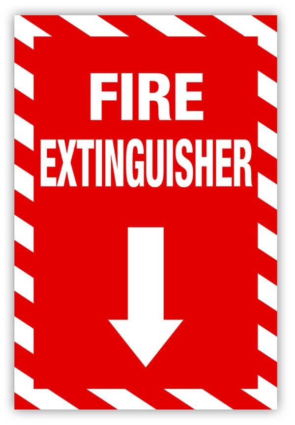 Safety Label, Emergency Label