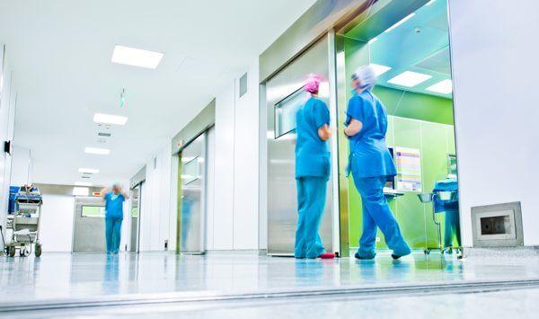 Hospital, Nurses