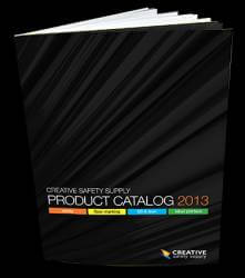 Get Your 2013 Creative Safety Supply Product Catalog now
