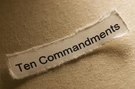 10 Commandments To Continuous Improvement