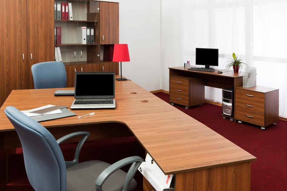 desk, workplace