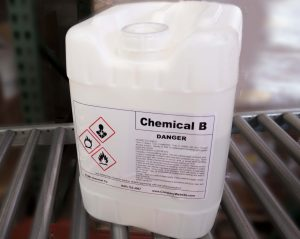 GHS Container Label