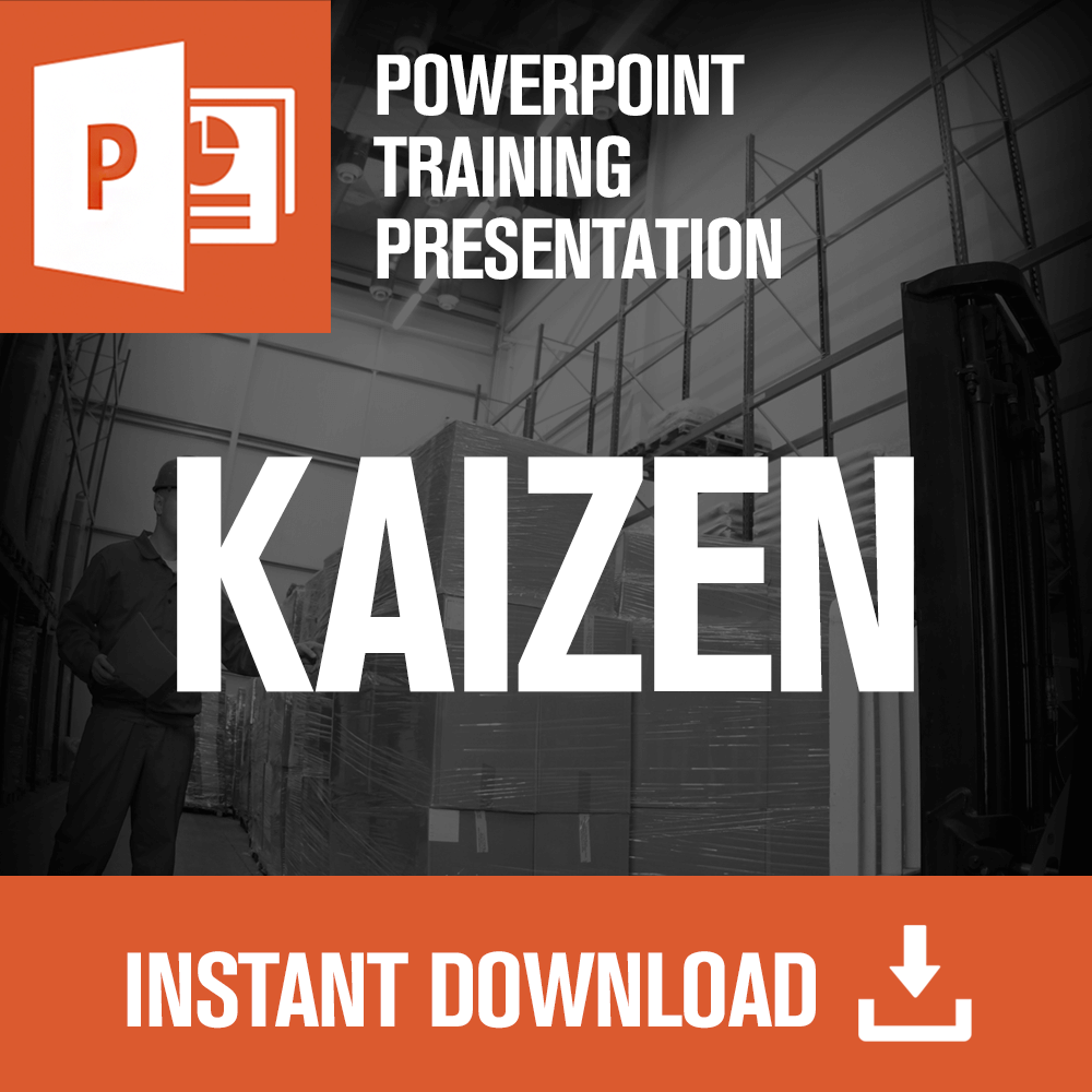 Kaizen Powerpoint Training