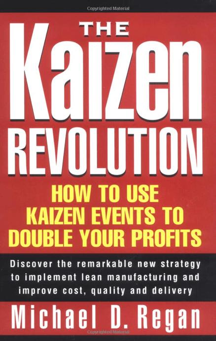 The Kaizen Revolution Book