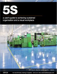 5S Free Guide from Creative Safety Supply