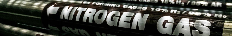 Nitrogen Gas Pipe Marker