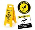 Industrial floor marking