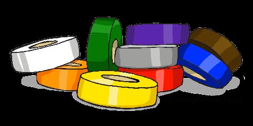 Floor Marking Tape Colors