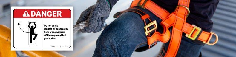 Using OSHA Fall Protection
