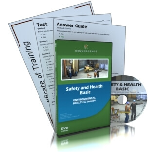 Safety and Health Training DVD