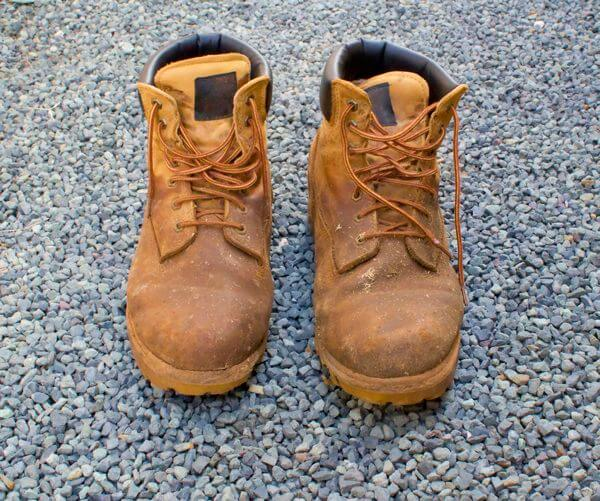 Work Shoes, Safety Shoes, Footwear