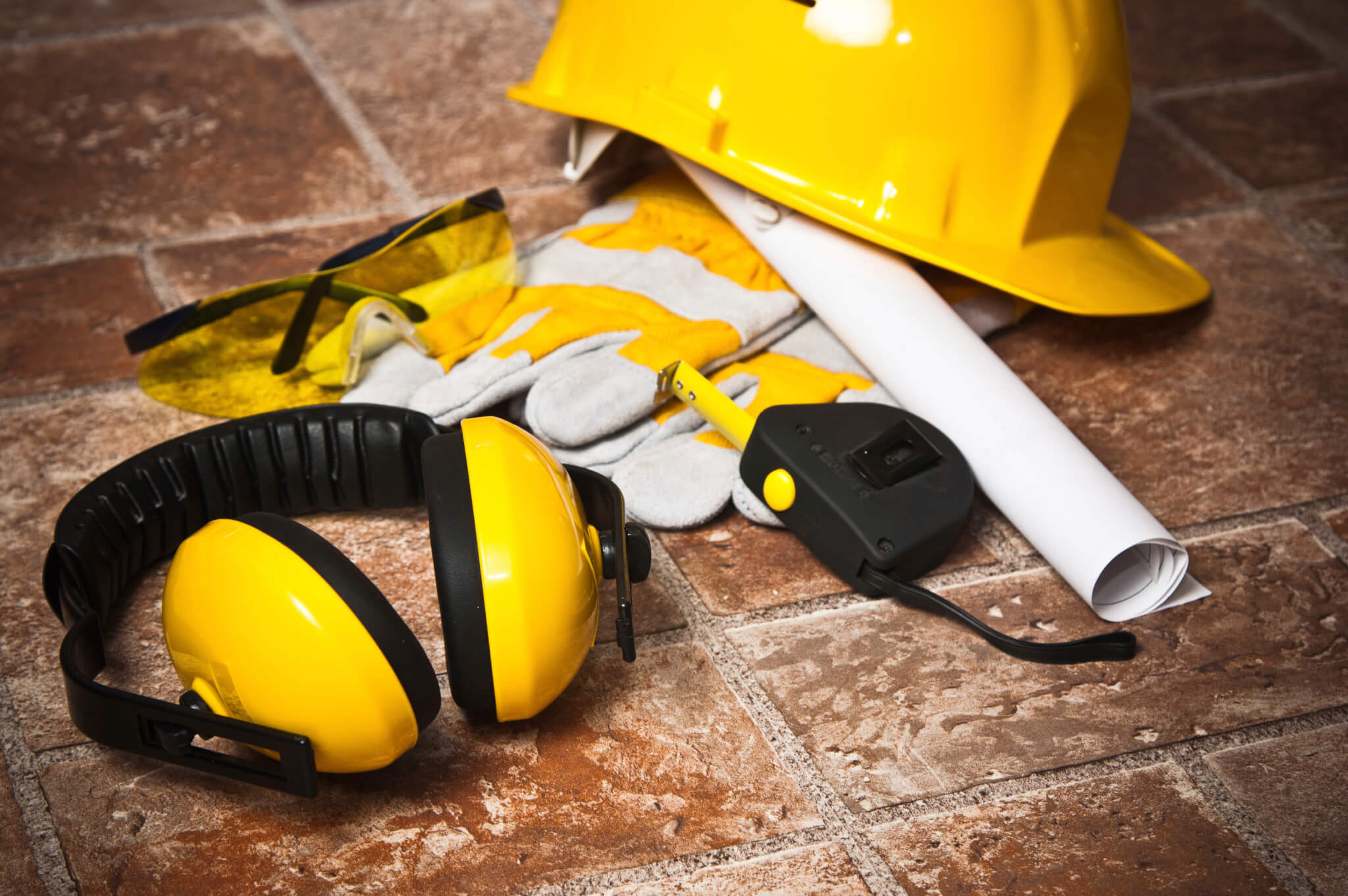prevent injuries with safety gear