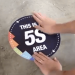 5s-floor-sign