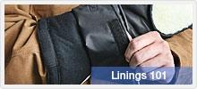 Superior Glove Linings