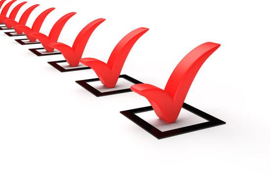 Safety Checklist, Safety Success