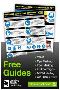 Free Guides from Creative Safety Supply