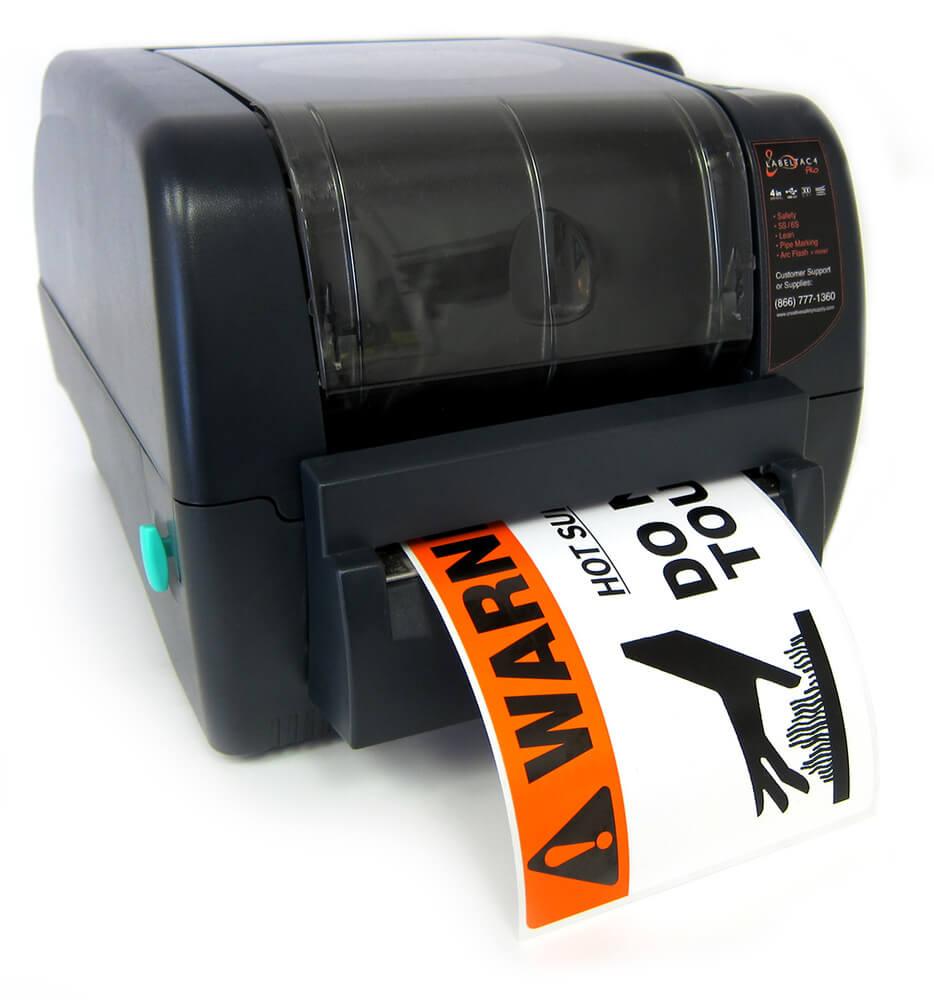 LabelTac 4 PRO Label Maker