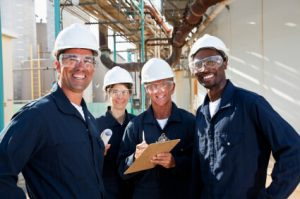 Keys to a safe and healthy workplace