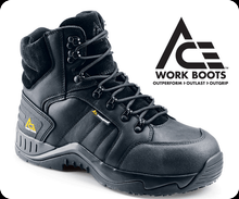 Mercury By Ace Work Boots