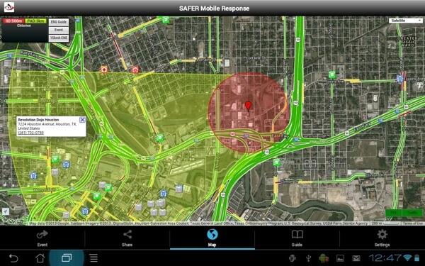 safety apps, emergency response