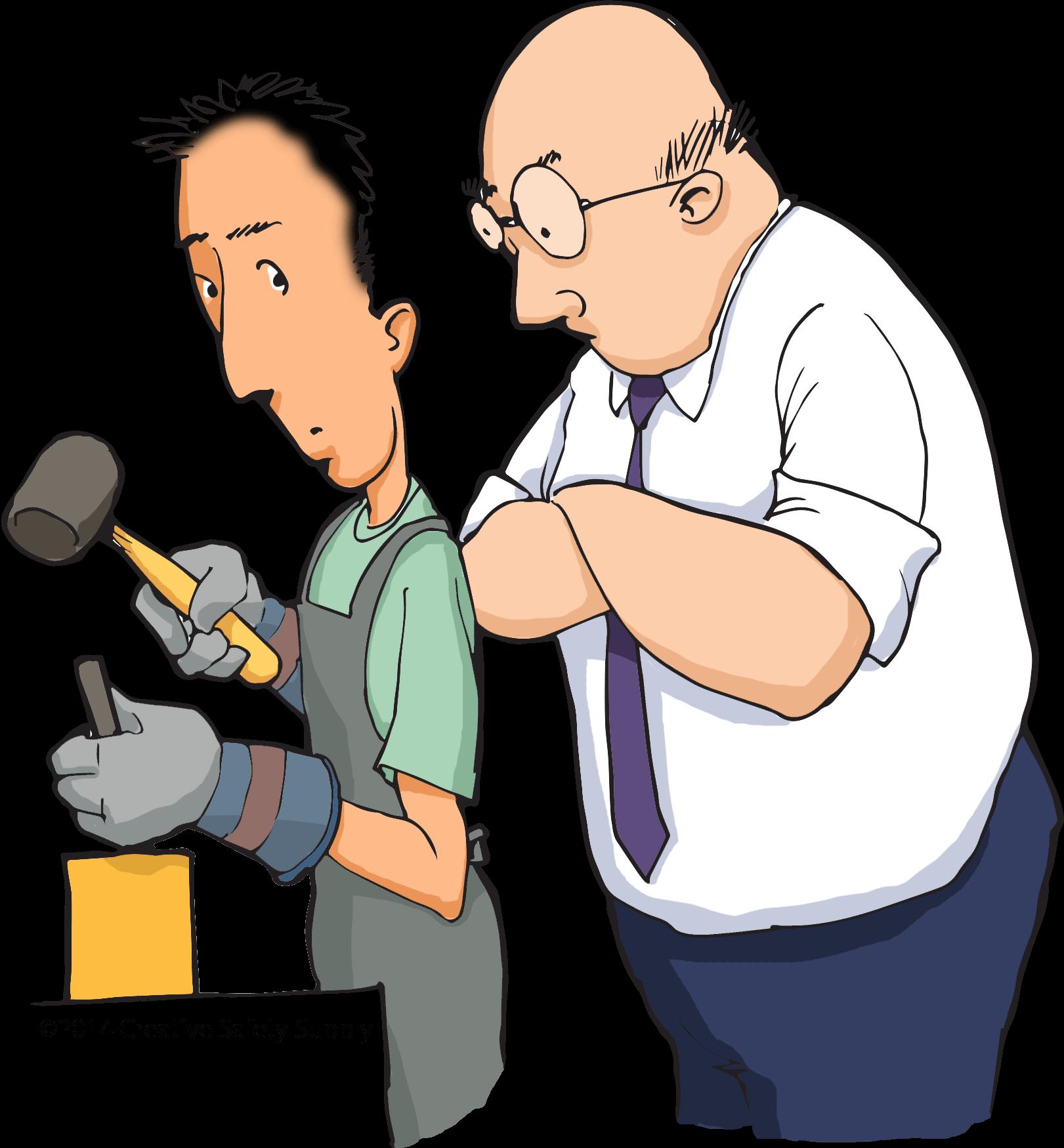 Safety Myths Disciplining